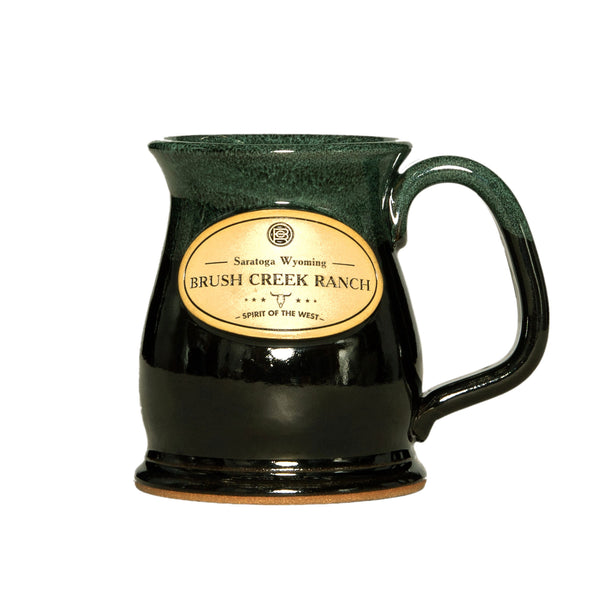Wide Mouth Mug - Dark Mint