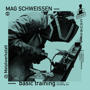 Basic Training - MAG Schweißen