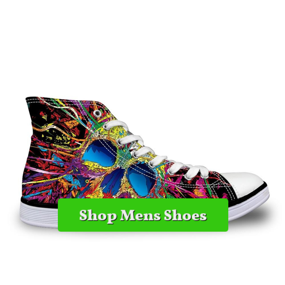 Mens Graphic Shoes