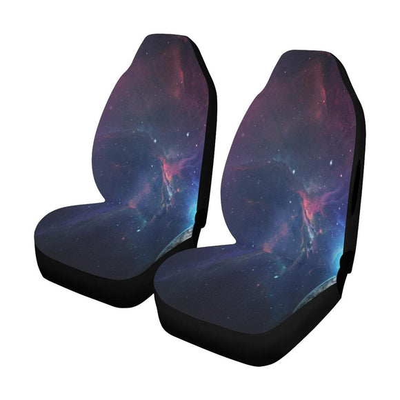 Vast Universe Galaxy Space Car Seat Cover