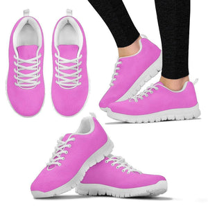 Pink Sneakers Tennis Shoes For Women Pink Shoes
