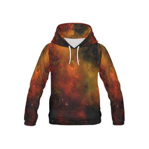 Teen Galaxy Hoodies With Nebula