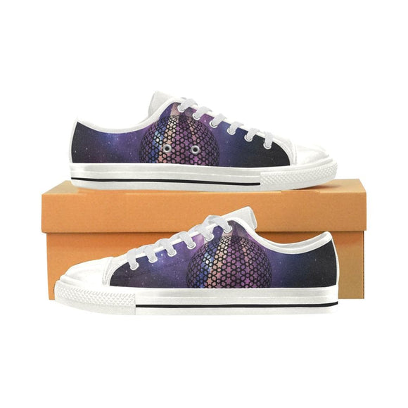 DIsco Space Ball Low Top Shoes