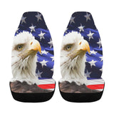 American Bald Eagle Car Seat Covers