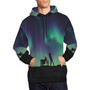 A Loner in Space Hoodie