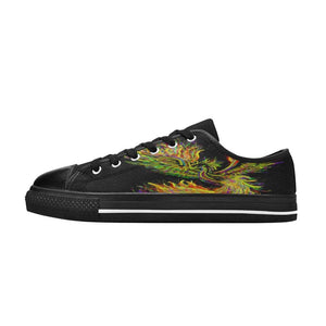 All Colorful Phoenix BIrd Shoes For Men