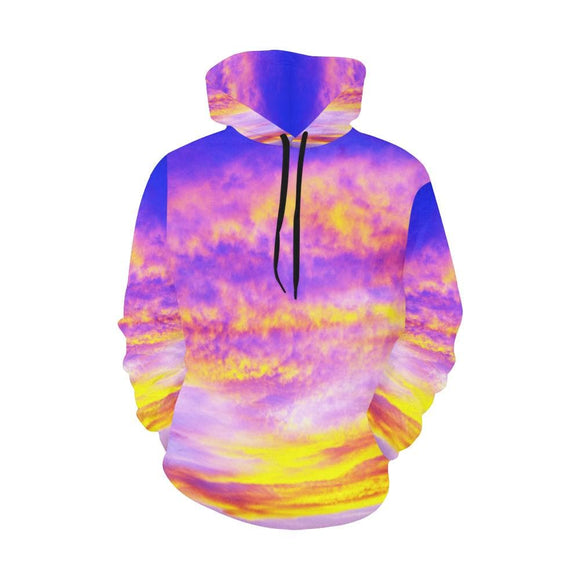 The Earth Sky's Of The Wild Hoodies