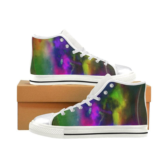 Multi Color Explosion Shoes