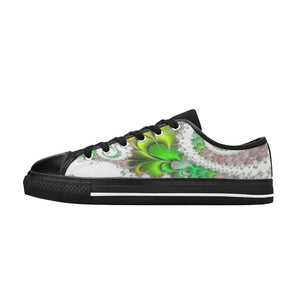 Abstract Swirl Shoes For Men