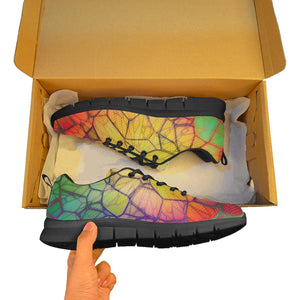 Cracked Colors Mens Shoes