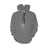 Optical Illusion Hoodies