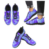 Blue Fire Shoes For Men
