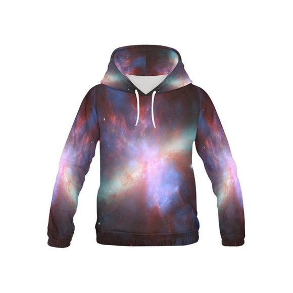 Special Galaxy Hoodies For Kids Teens