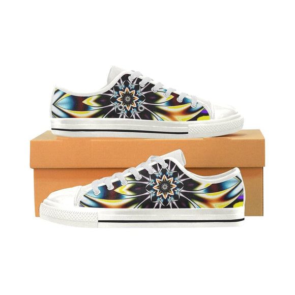 Mandala Low Tops