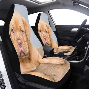 Cute Puppy Car Seat Covers