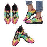 Magnetic Like Color Field Shoes