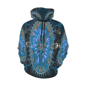 Graphic Gear Hoodie