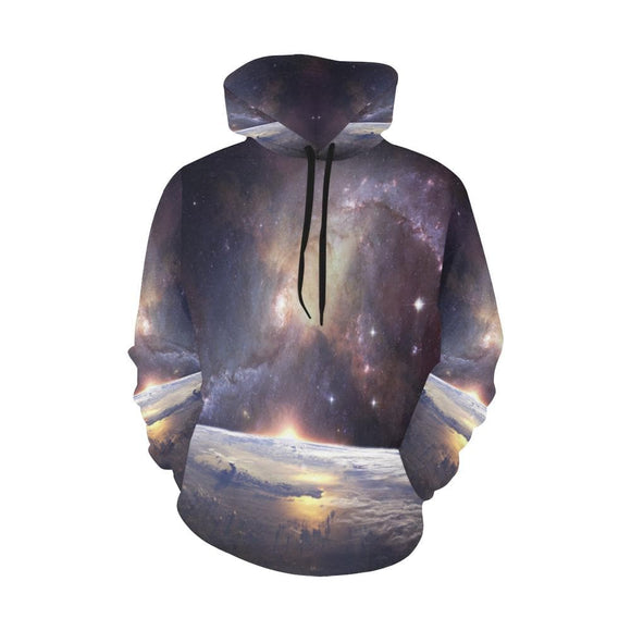 Youth and Adult Galaxy Hoodies