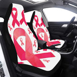 Breast Cancer Awareness Air Bag Safe Seat Covers