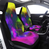 Color Explosion Car Seat Covers