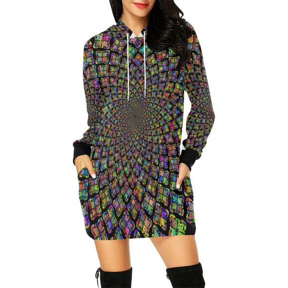 Mandala Mini Dress