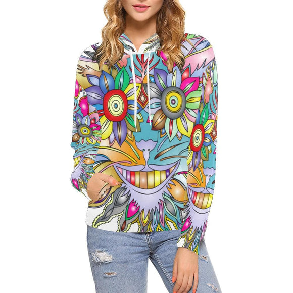 Crazy Face Hoodie