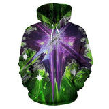 Trippy Rip In Space And Time Hoodie