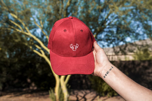 Bullish Alcantara Hats