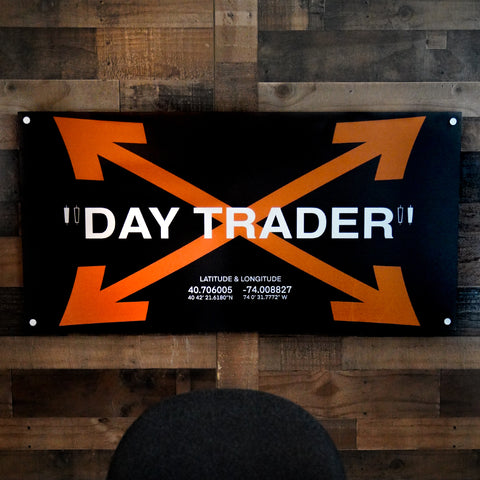 Premium Day Trader Wall Art