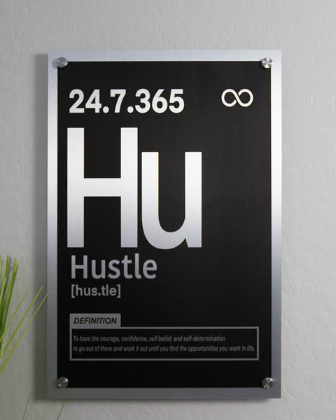 Hustle Periodic Element Inverted
