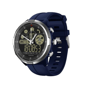 Tactical Smart Watch V4 Hybrid Blue
