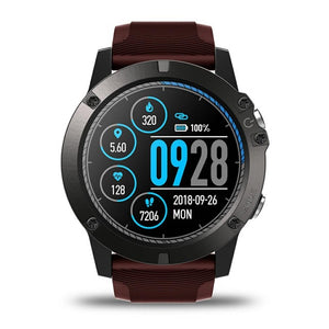 Tactical V3 PRO Smart Watch Red