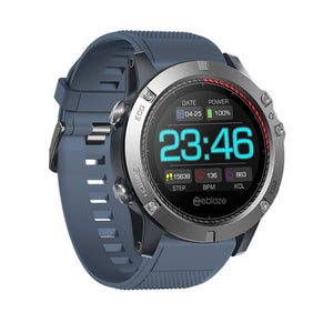 Smart Watch Tactique V3 ECG Blue