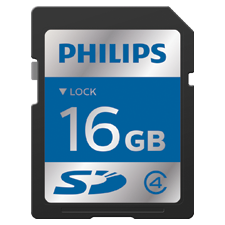 SDHC memory card ACC9016
