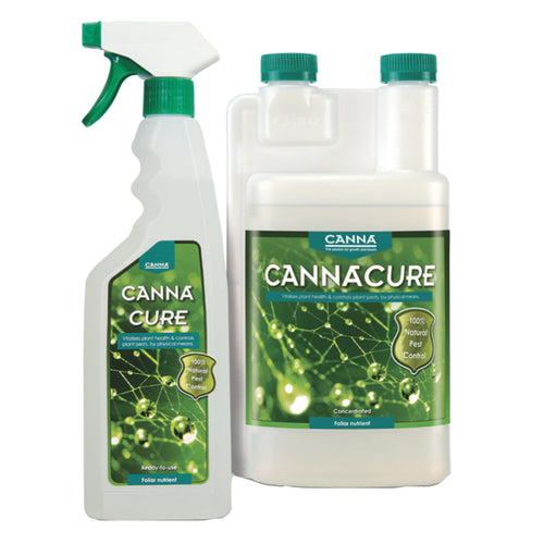 CANNACURE - National Hydroponics