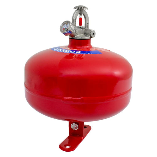 Dry Powder Automatic Extinguisher - 2kg - National Hydroponics