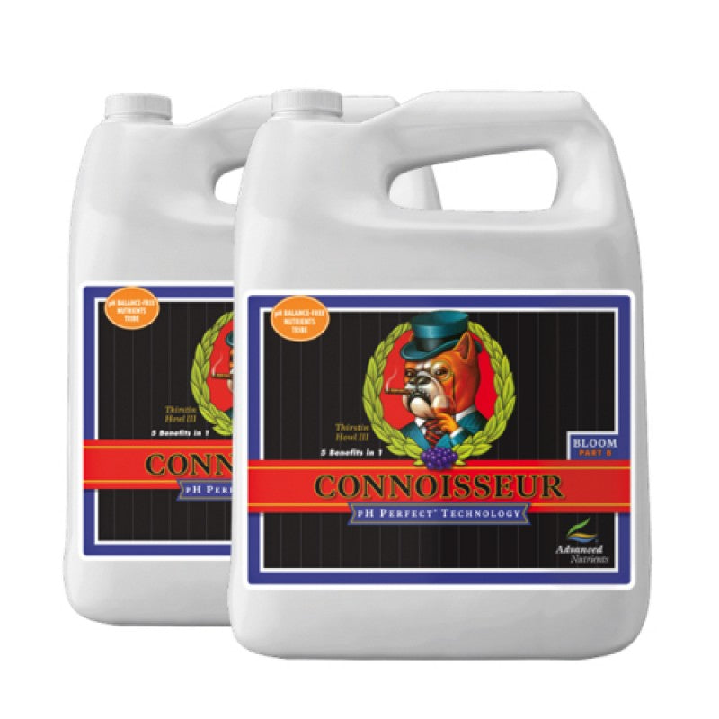 Advanced Nutrients Connoisseur Bloom A&B - National Hydroponics