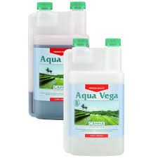 CANNA Aqua Vega A&B - National Hydroponics