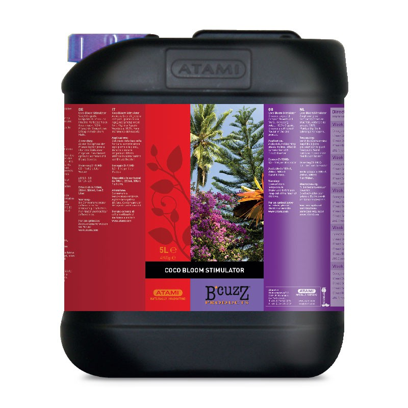 Atami B'Cuzz Coco Booster Universal - National Hydroponics