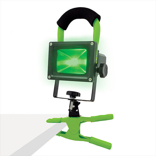 LUMii Green LED Work Light - National Hydroponics