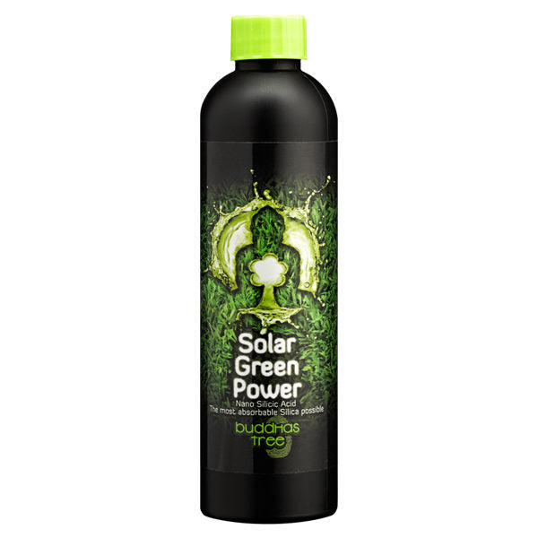 Buddhas Tree Solar Green Power - National Hydroponics