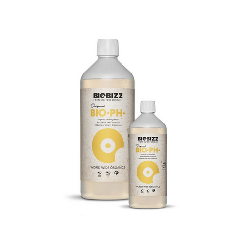 BioBizz Bio pH- - National Hydroponics