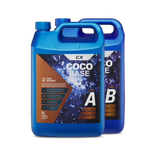 Canadian Xpress Coco Base A&B - National Hydroponics
