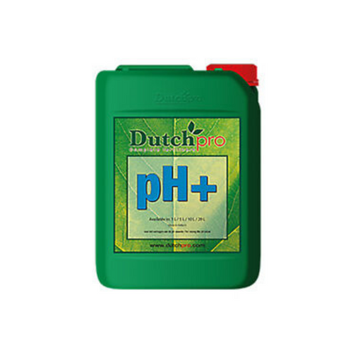 Dutch Pro pH Up + - National Hydroponics