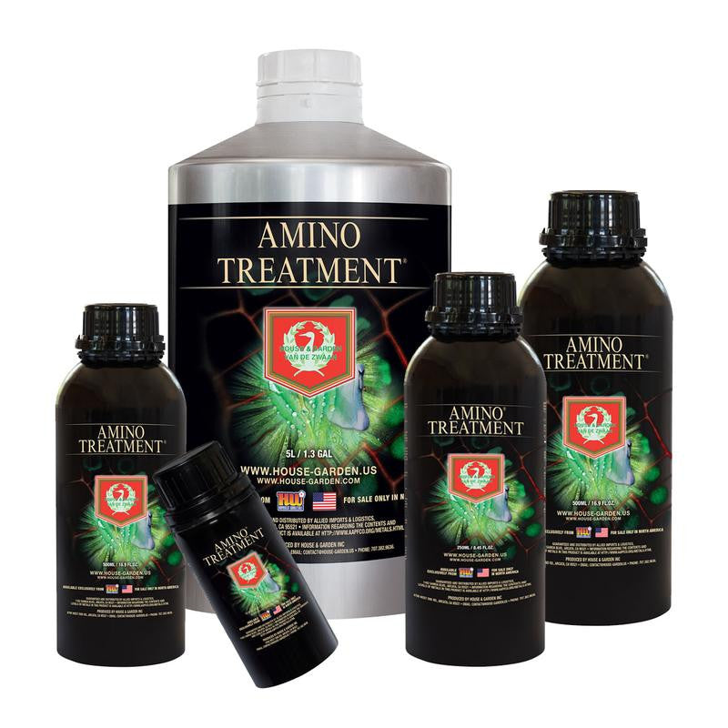House & Garden Amino Treatment - National Hydroponics