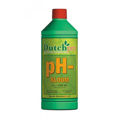 Dutch Pro pH Down Bloom - National Hydroponics