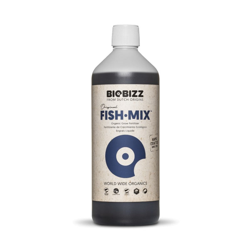 BioBizz Fish Mix - National Hydroponics