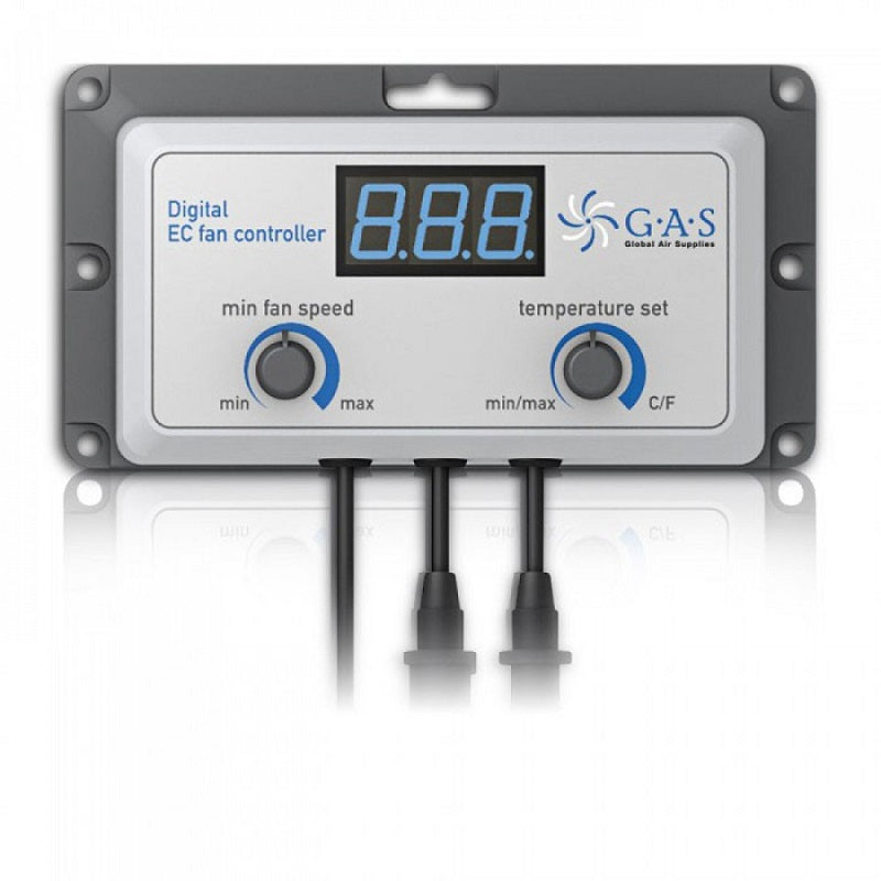 GAS EC Controller - National Hydroponics