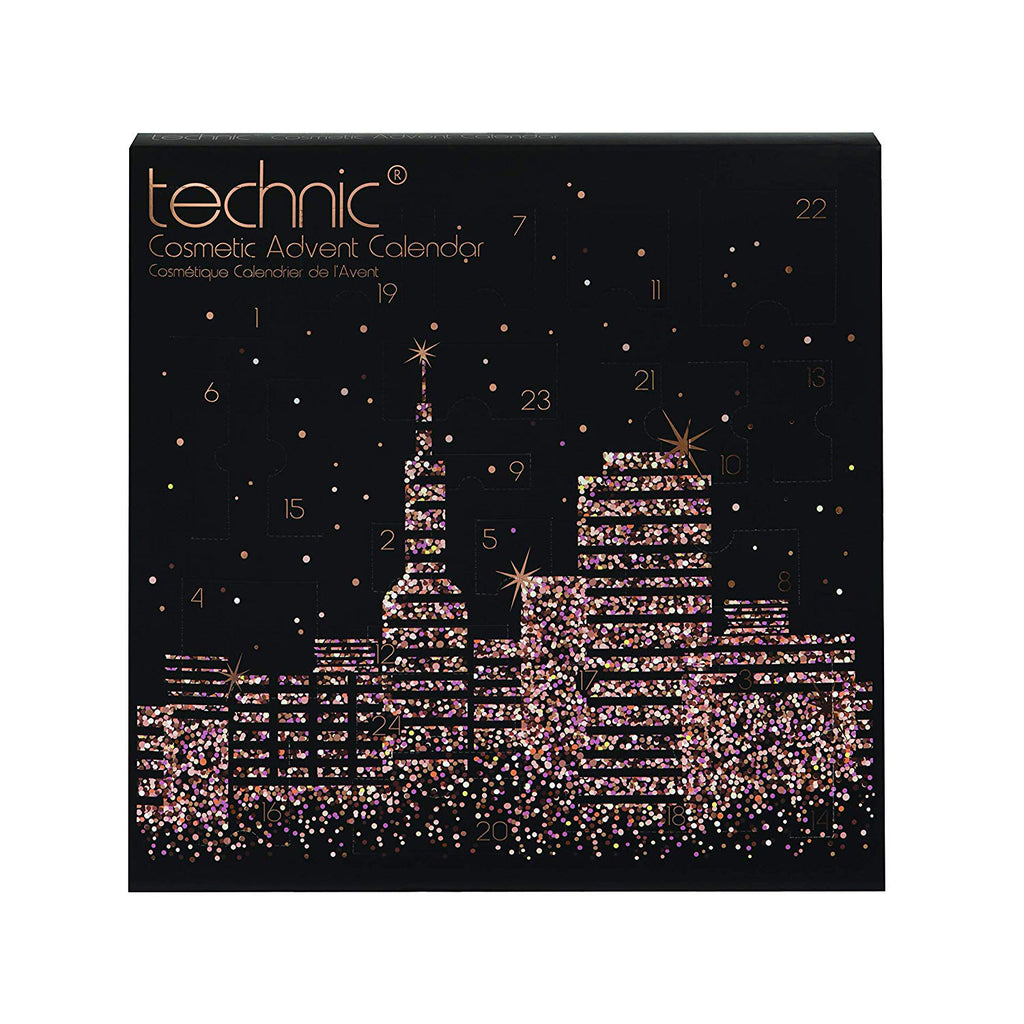Advent Calendar Technic City Scape Cosmetic