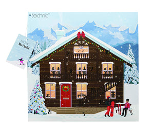 Advent Calendar Technic Ski Chalet Cosmetic
